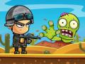 Jocuri Eliminate the Zombies