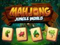 Jocuri Mahjong Jungle World
