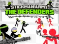 Jocuri Stickman Army: The Defenders