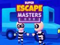 Jocuri Super Escape Masters