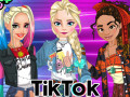 Jocuri Tik Tok Princess
