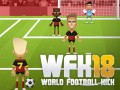 Jocuri World Football Kick 2018